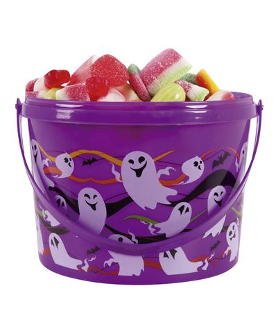 Tambor-Porta-caramelos-Fantasmas