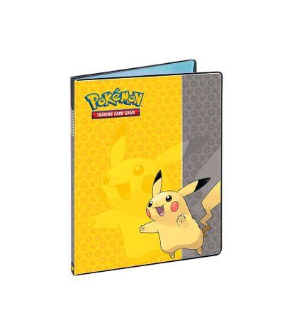 Album-Portafolio-Pokemon-Pikachu