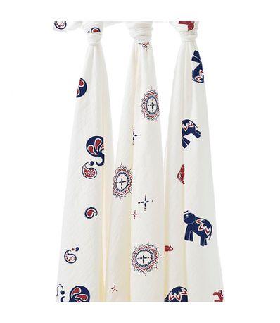 Pack-3-mousselines-de-bambu-Diwali