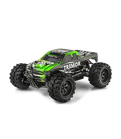 Voiture-RC-Tremor-Green-Echelle-1-16