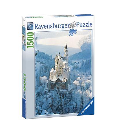 Puzzle-de-Neuschwanstein-de-1500-Pieces