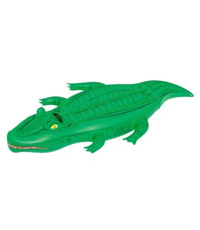 Crocodile-gonflable