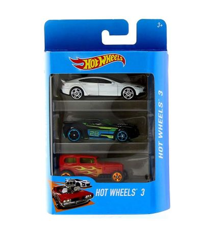 Hot-Wheels-Pack-3-Voitures