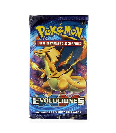 Booster-Pokemon-10-cartes-XY12