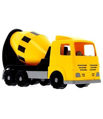 Camion-malaxeur-Jouet