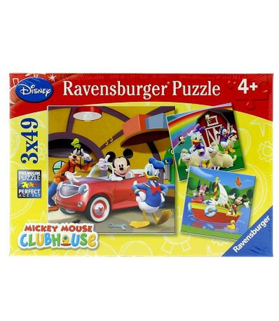Mickey-Mouse-cerveau-3x49-Pieces