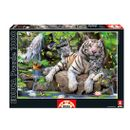 Puzzle-1000-Pieces-Tigres-Blancs