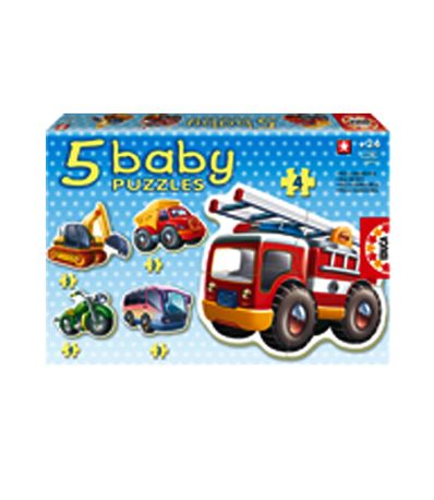 Baby-Puzzles-Vehicules-24-Pieces