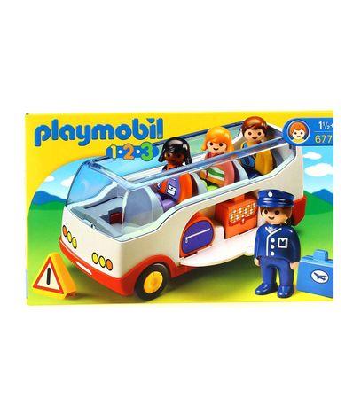 Playmobil-123-Autocar-de-Voyage