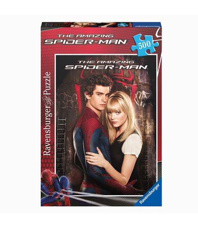 Spiderman-Puzzle-500-pieces
