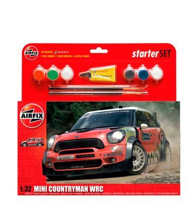Maquette-de-voiture-Mini-Countryman-Echelle-1-32