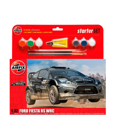 mockup-de-voitures-1-32-Echelle-Ford-Fiesta-WRC