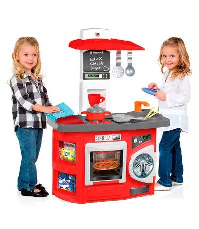 Cuisine-rouge-jouet-pour-enfant