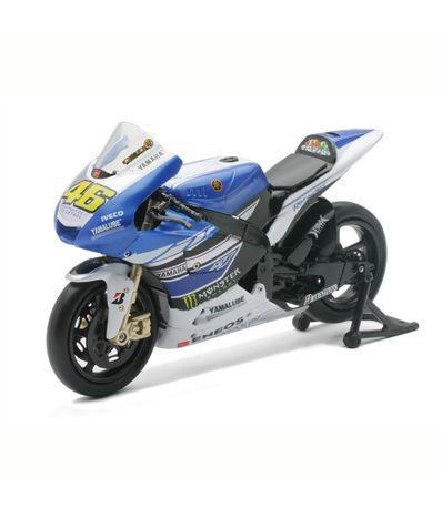 Moto-miniature-Yamaha-Rossi-Echelle-1-12