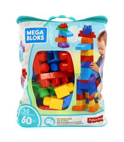 Mega-Bloks-Sac-classique-60-pieces