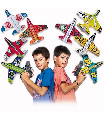 Xtrem-super-Flyers-Lanceurs-Launcher