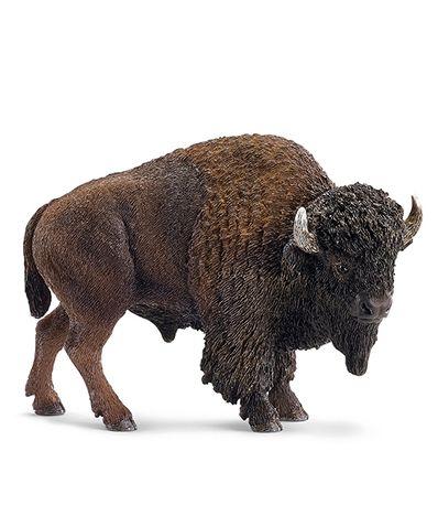 Figure-Bison