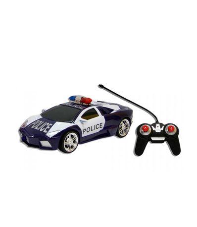 Voiture-RC-Lamborghini-Police-Echelle-1-24