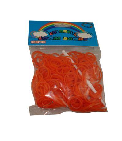 Oranges-bracelets-en-caoutchouc