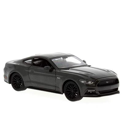 Voiture-miniature-Ford-Mustang-2015-Echelle-1-24