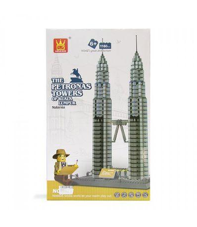 blocs-3D-Petronas-Towers