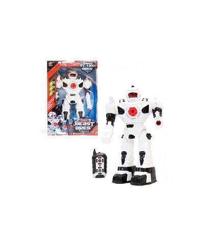 Robot-Lance-missiles