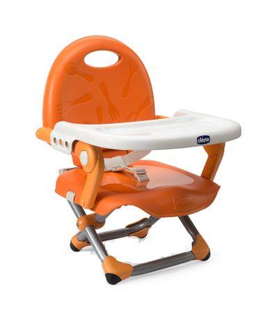 Chaise-haute-Pocket-Snack-Mandarino
