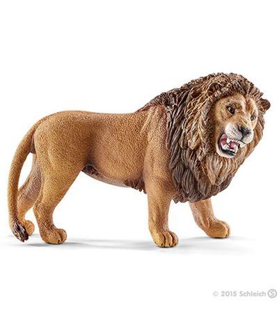 Figure-lion-rugissant