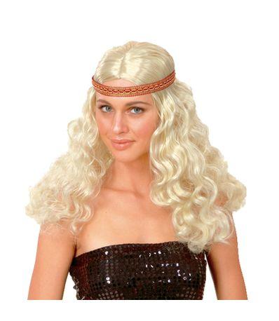 Perruque-Blonde-Hippie-Adulte