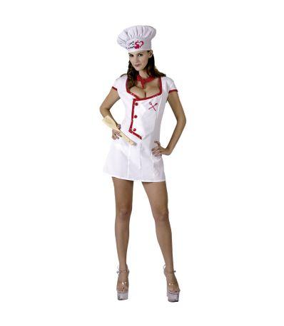 Adulte-Sexy-Costume-Cocinera