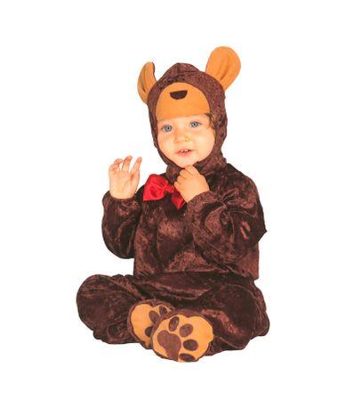 Deguisement-Bebe-Ourse-Teddy-6-12-Mois