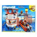 Playmobil-Poste-de-secours-des-sauveteurs-en-mer