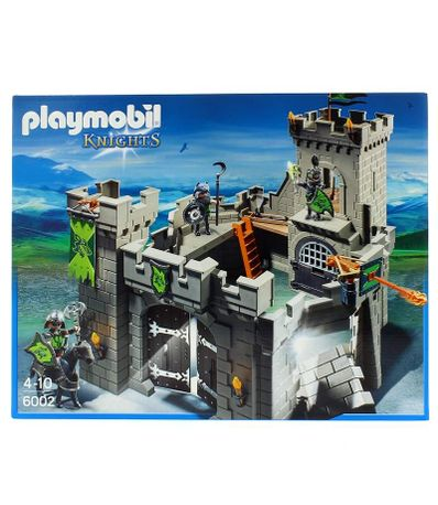Playmobil-Forteresse-Chevaliers-Loup