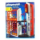 Playmobil-Station-de-Pompiers-avec-Alarme