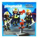 Playmobil-Equipe-de-Pompiers