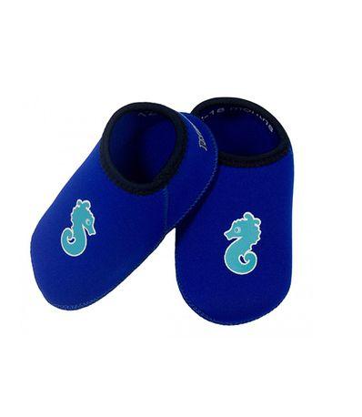 Bottes-de-bebe-en-neoprene-bleu--taille-21-23--Imsevime