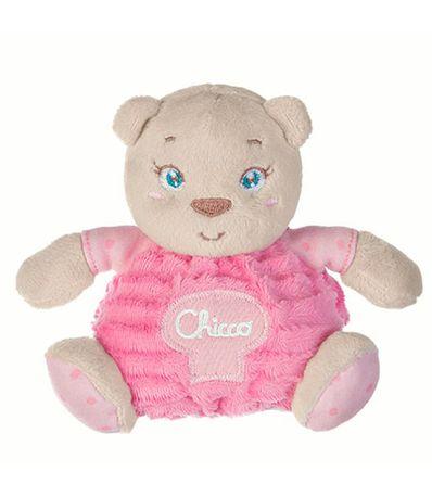 Ours-en-peluche-15cm-Rosa