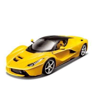 modele-de-voiture-miniature-01-18-echelle-Ferrari-Laferrari