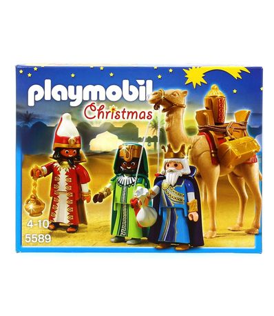 Playmobil-Rois-Mages