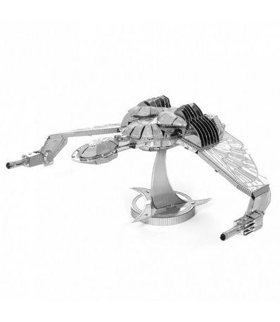 maquette-en-metal-Klingon-Bird-of-Prey