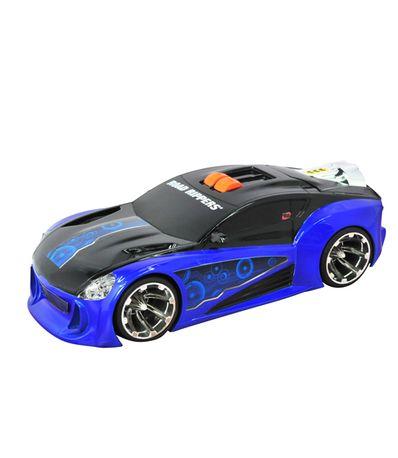 Boost-maximum-Blue-Car