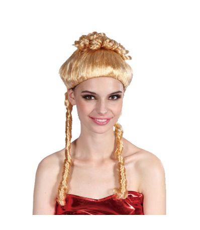 Perruque-de-Princesse-Blonde