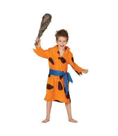 Flintstones-Costume-5-6-ans-pour-les-enfants