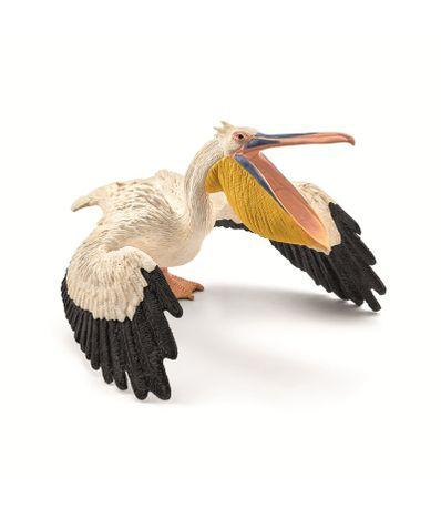 Figure-Pelican