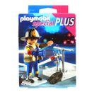 Playmobil-Pompier-avec-Lance-a-incendie