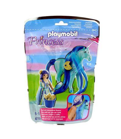 Playmobil-Princesse-Lune-avec-Cheval