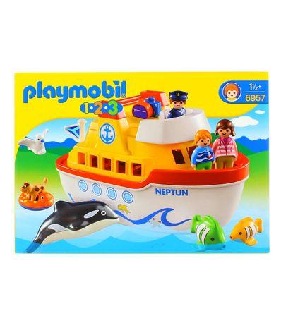 Playmobil-123-Navire-transportable