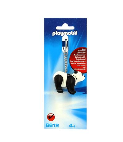 Playmobil-Porte-cle-Ours-Panda