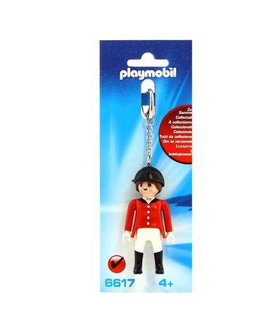 Playmobil-porte-cles-cavaliere