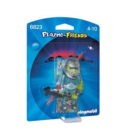 Playmobil-Guerrier-de-l-espace